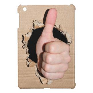 Thumb up iPad mini case