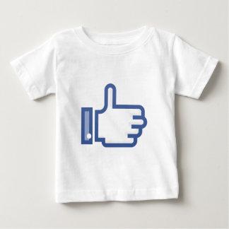Thumb Up Symbol T-shirt