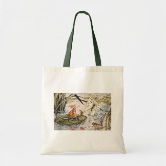"""Thumbelina"""" Tote Bags"""