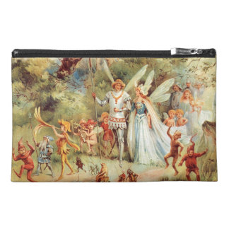Thumbelina s Wedding in the Forest Travel Accessory Bag