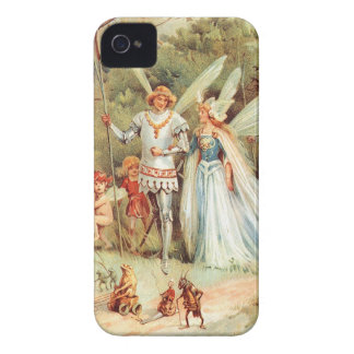 Thumbelina's Wedding in the Forest iPhone 4 Covers