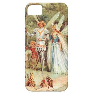 Thumbelina's Wedding in the Forest iPhone SE/5/5s Case