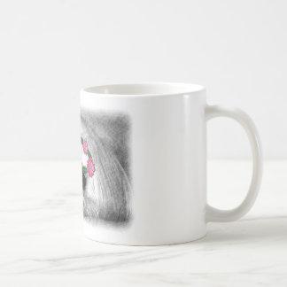 Thumbellina. es mi nombre que soy un maltés hermos tazas de café