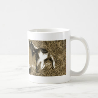 Thumblina Classic White Coffee Mug