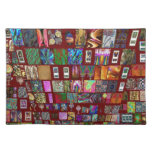 ThumbNAIL Collage -  Artistic Vintage Collection Placemats