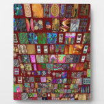 ThumbNAIL Collage -  Artistic Vintage Collection Display Plaques
