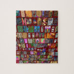 ThumbNAIL Collage -  Artistic Vintage Collection Jigsaw Puzzles