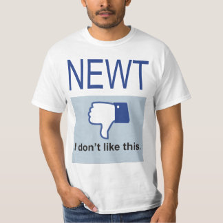 THUMBS DOWN NEWT T-Shirt