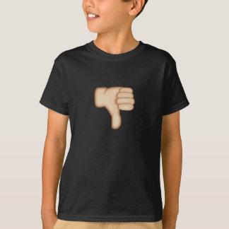 Thumbs Down Sign Emoji T-Shirt