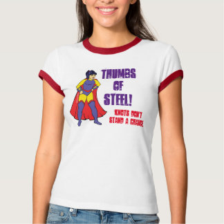 Thumbs of Steel Massage Therapy T-Shirt