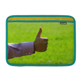 "Thumbs Up 11"" Air Sleeve For MacBook Air"