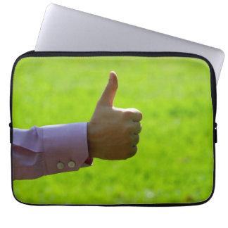 """Thumbs Up 13"""" Computer Sleeve"""