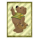 Thumbs up Bear Cards