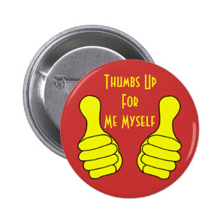 Thumbs Up Button Template