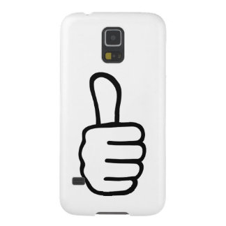 Thumbs up galaxy s5 covers