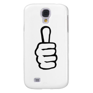 Thumbs up samsung galaxy s4 cases