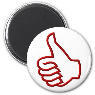 Thumbs Up hand Magnet