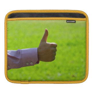 Thumbs Up iPad Sleeve