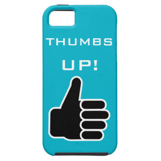 Thumbs up! iPhone 5 cover
