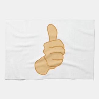 Thumbs Up Hand Towel