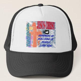 Thumbs Up Light Tee Trucker Hat