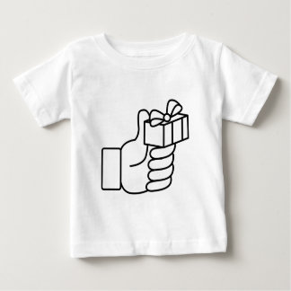 Thumbs Up Like Gift Icon Infant T-shirt