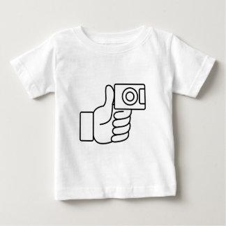 Thumbs Up Like Photo Icon Tee Shirt