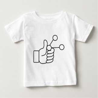 Thumbs Up Like Shared Link Icon Shirt
