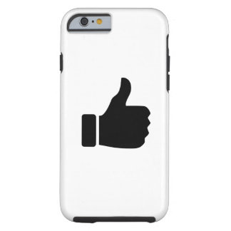 Thumbs Up Pictogram iPhone 6 Case