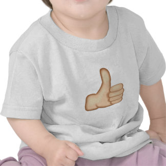 Thumbs Up Sign Emoji T-shirts