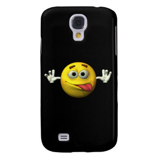 Thumbs Up Smiley Face character Samsung Galaxy S4 Cover