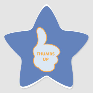 Thumbs Up Student Stickers