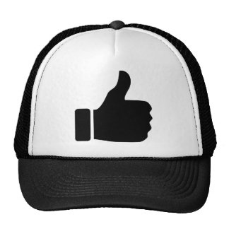 Thumbs Up Trucker Hat