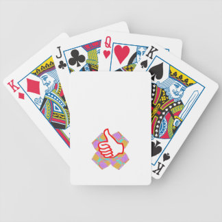 THUMBS UP .. use the STICKERs in QC for GIFT items Bicycle Poker Cards