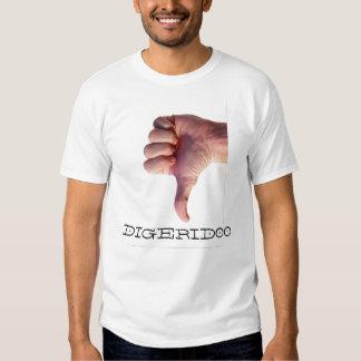ThumbsDown, DIGERIDOO Playera