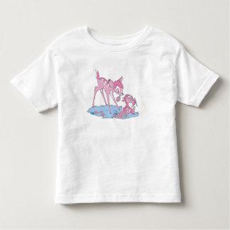 Thumper and Bambi Eating Fruit Toddler T-shirt