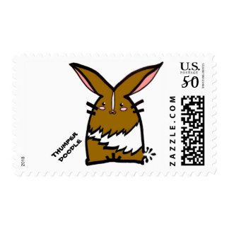 Thumper Doodle 49 cents Stamp