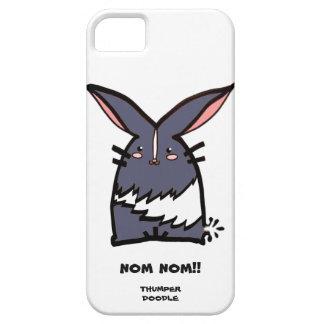Thumper Doodle iPhone Case (Blue Dutch)