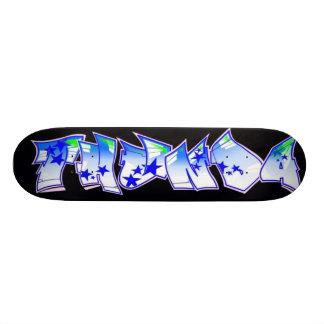 Thunda skate team deck series 1