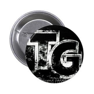 ThundaGrownd Pinback Button