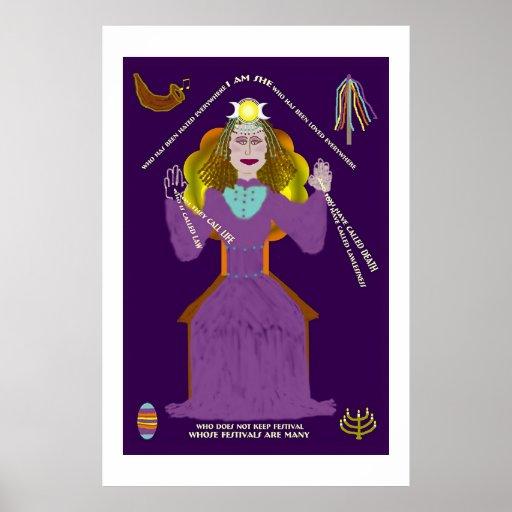 Thunder #2-'I Am She' Poster