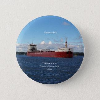 Thunder Bay button