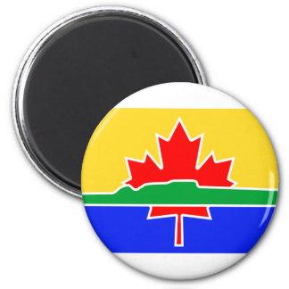 Thunder Bay, Canadá Imán Redondo 5 Cm