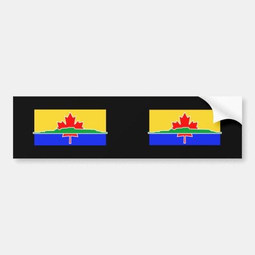 Thunder Bay, Canadá Pegatina Para Auto
