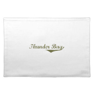 Thunder Bay Cloth Placemat