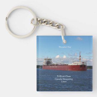 Thunder Bay key chain