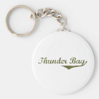 Thunder Bay Keychain