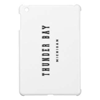 Thunder Bay Michigan Cover For The iPad Mini