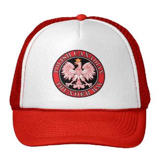 Thunder Bay Polish Canadian Eagle Trucker Hat