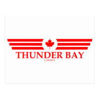 THUNDER BAY POSTCARD